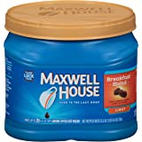 Maxwell House Ground Coffee, Breakfast Blend, 25.6 Ounce