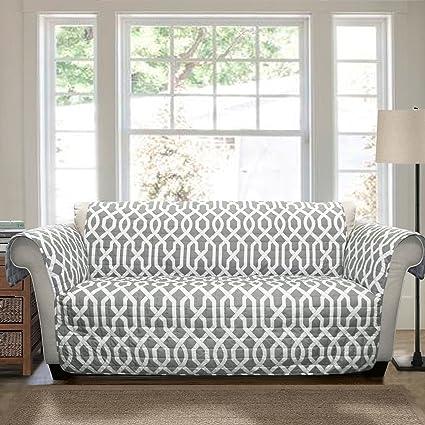 Amazon Com Lush Decor Edward Trellis Furniture Protector