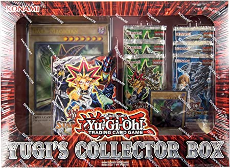Yu-Gi-Oh! CCG: Yugi's Collector Box
