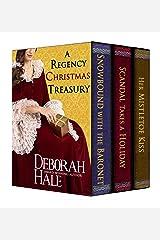 A Regency Christmas Treasury: (Box Set) Kindle Edition