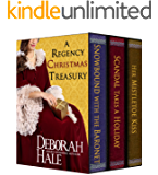 A Regency Christmas Treasury: (Box Set)