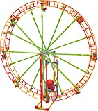 K'NEX Thrill Rides Revolution Ferris Wheel Building Set with Battery-Powered Motor for Ages 7+, Engineering Education Toy, 344 Pieces