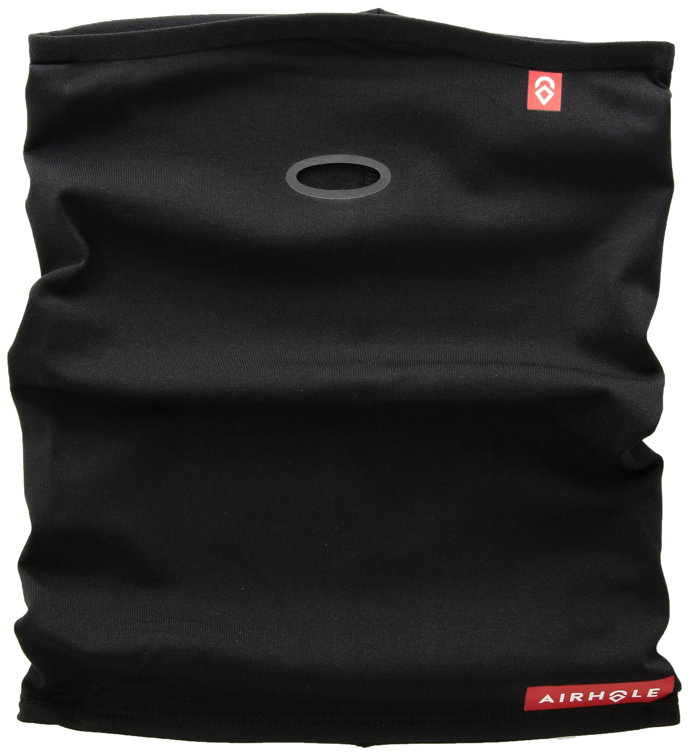 Airhole Airtube Ergo Drytech Headwear, Black, Medium/Large