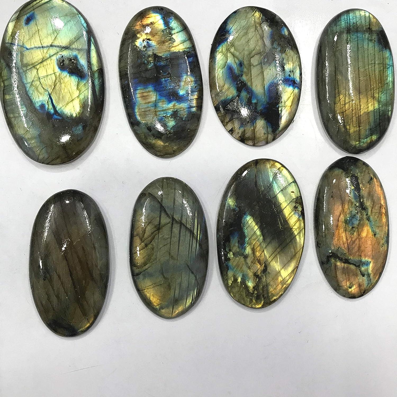 Wire Wrap Quality 96 Crt N28 Full Flashy Labradorite Cabochon Gemstone Pear Shape 53X36X6 mm Silver Pendent Jewelry Gemstone