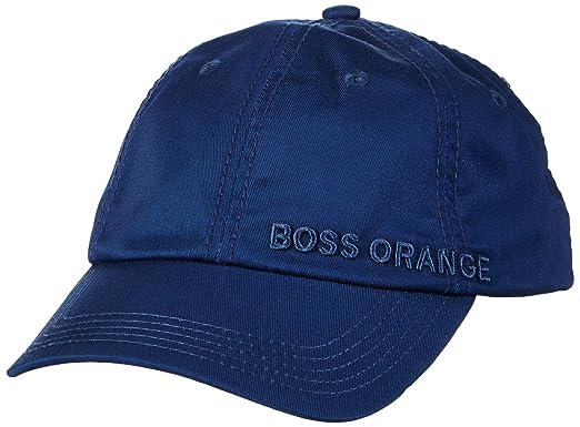 044d00d6 BOSS Men's Forcano 14 Baseball Cap, (Medium Blue 422), One Size ...