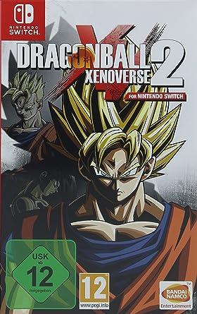 Dragon Ball Xenoverse 2 - Nintendo Switch [Importación alemana]: Amazon.es: Videojuegos