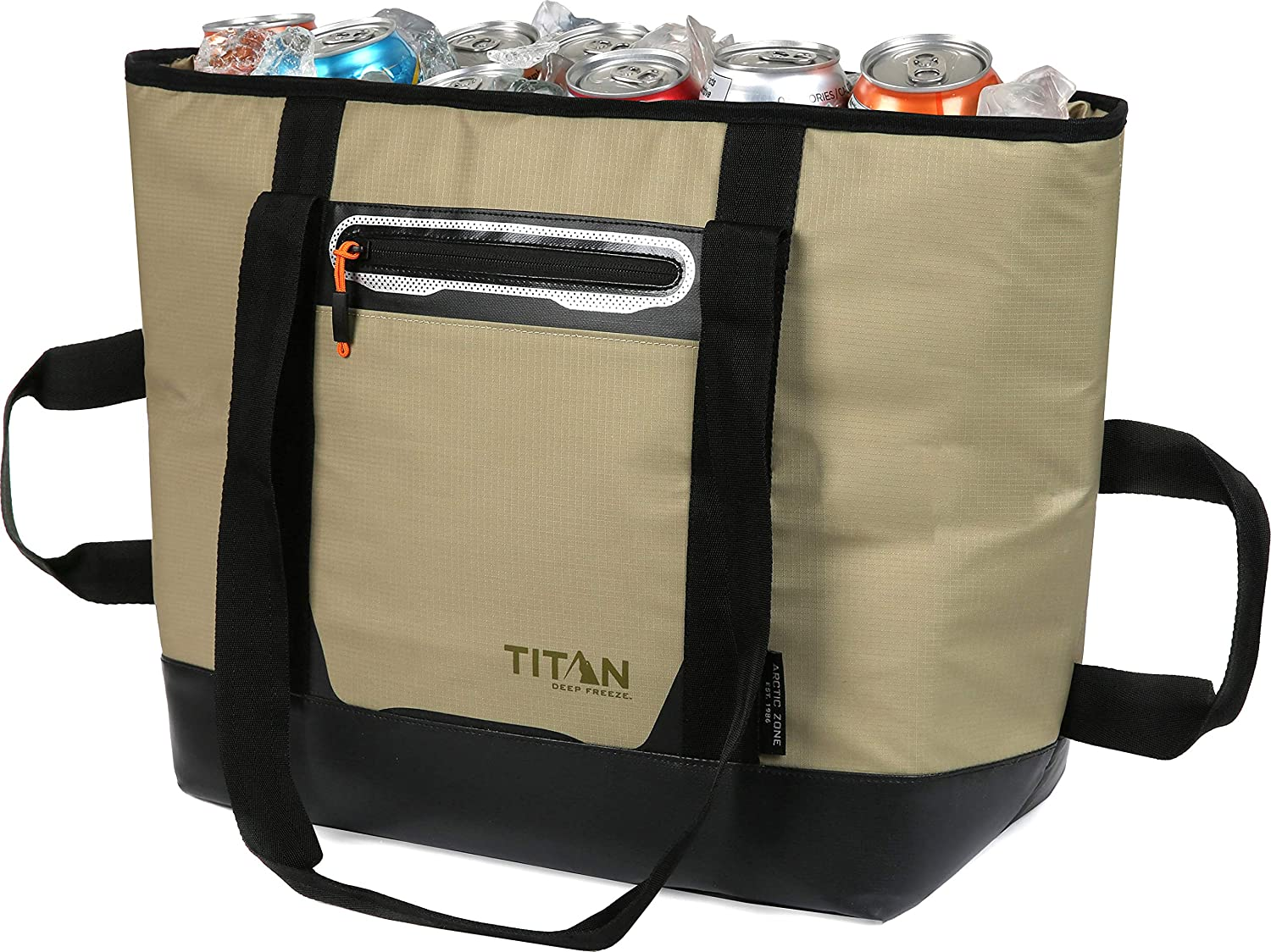 Arctic Zone Titan Deep Freeze - Bolsa para 30 latas: Amazon.es ...