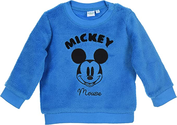 Mickey Mouse Bimbo Felpa