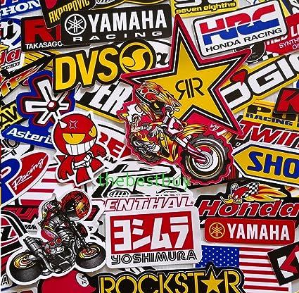 Amazon Com Thebestbuy 50 Mixed Random Car Motorcycle Motocross