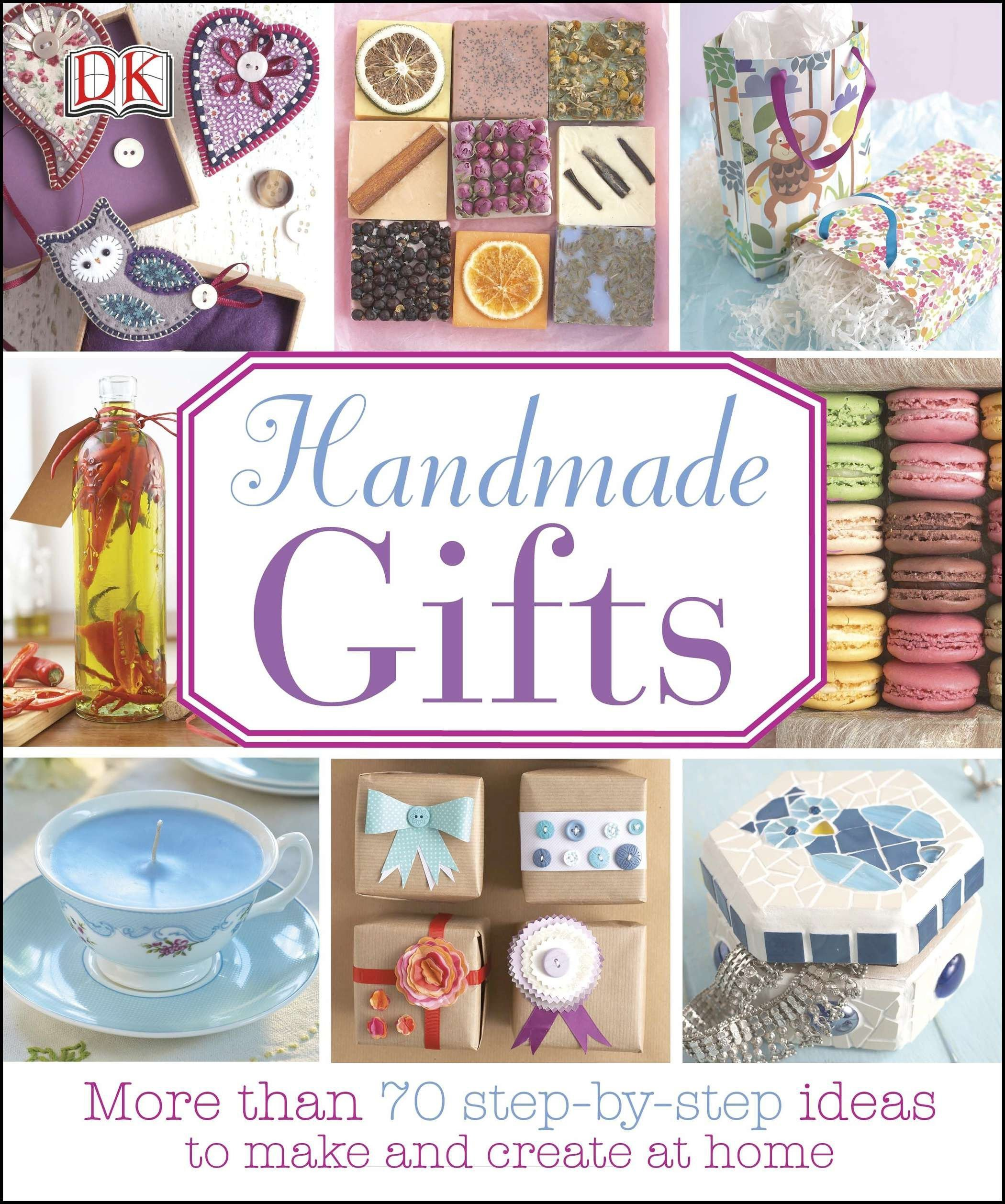 Handmade Gifts: DK: 9781465408402: Amazon.com: Books