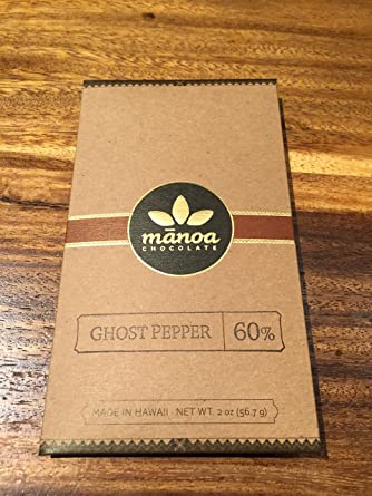 Manoa Ghost Pepper 60% (Limited Edition)