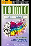 Meditation Basics  From first steps to deep Meditation