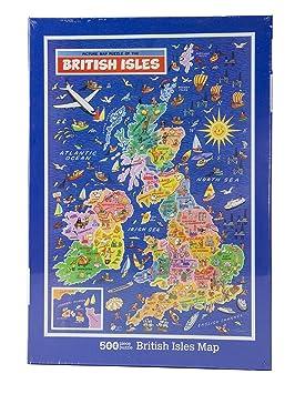 Map Of Uk Jigsaw.British Isles Map Jigsaw Puzzle By James Hamilton Grovely