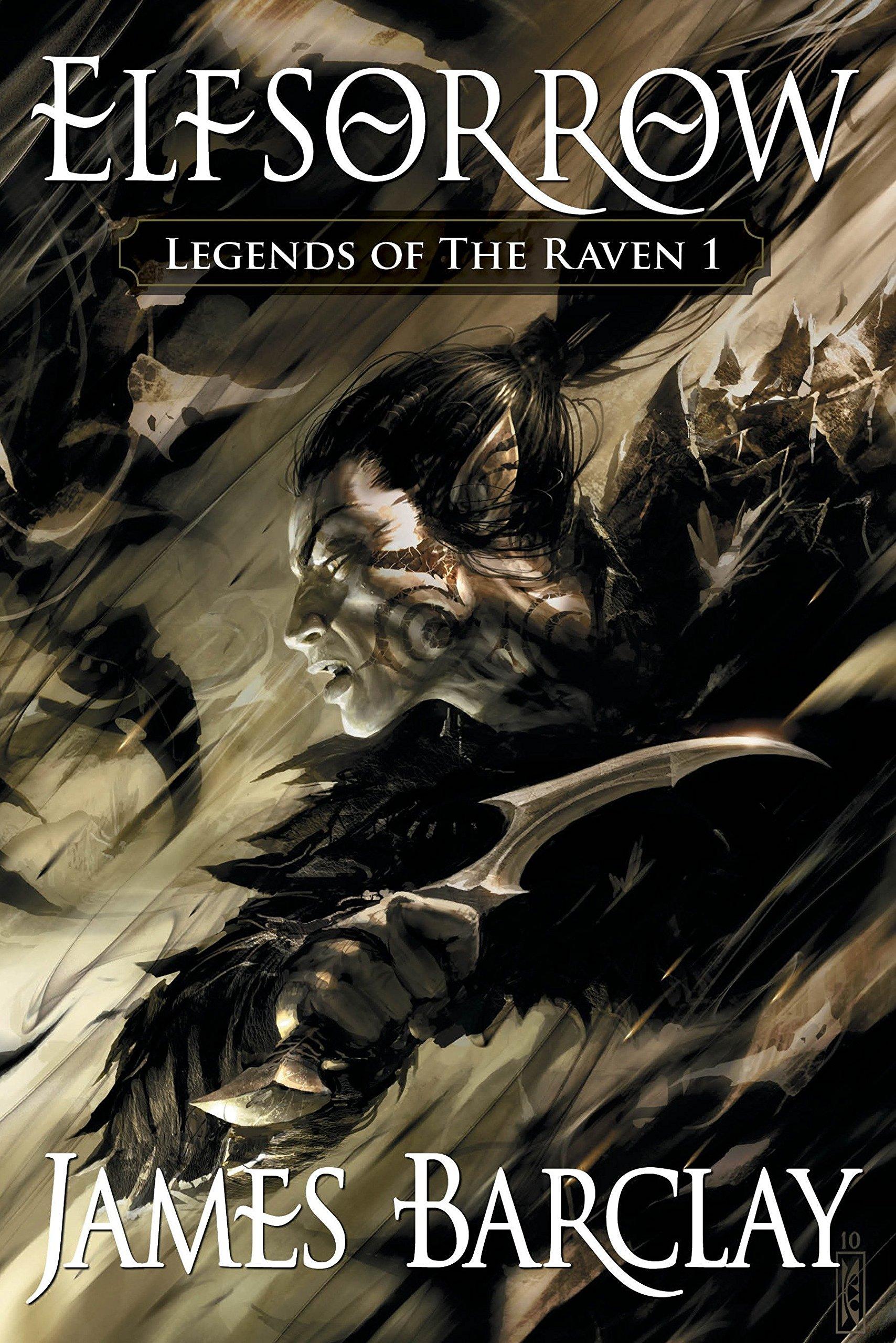 Download Elfsorrow (Legends of the Raven 1) pdf epub