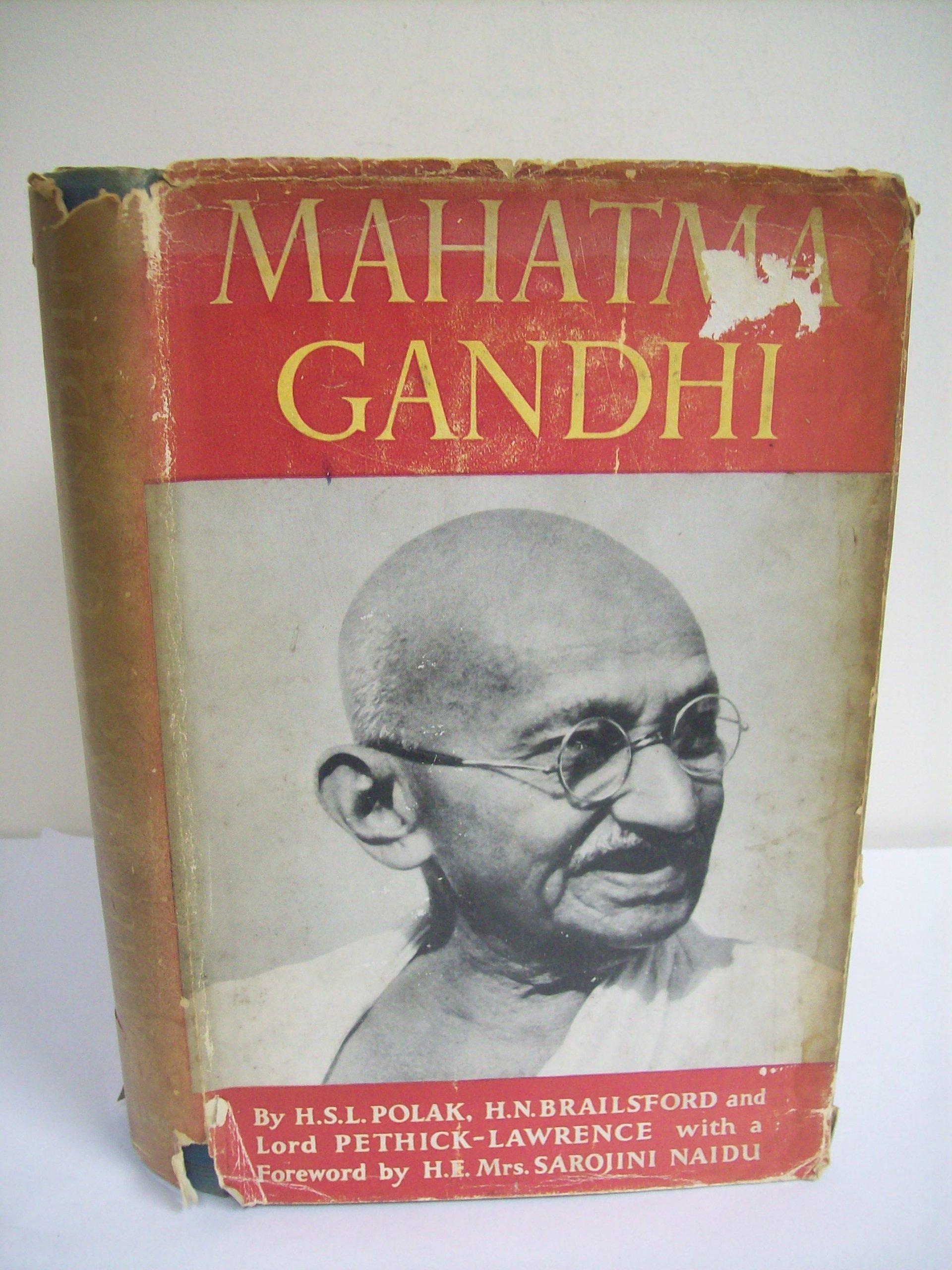 Mahatma Gandhi: Amazon.es: H Brailsford, H Pethick-Lawrence, L Polak: Libros