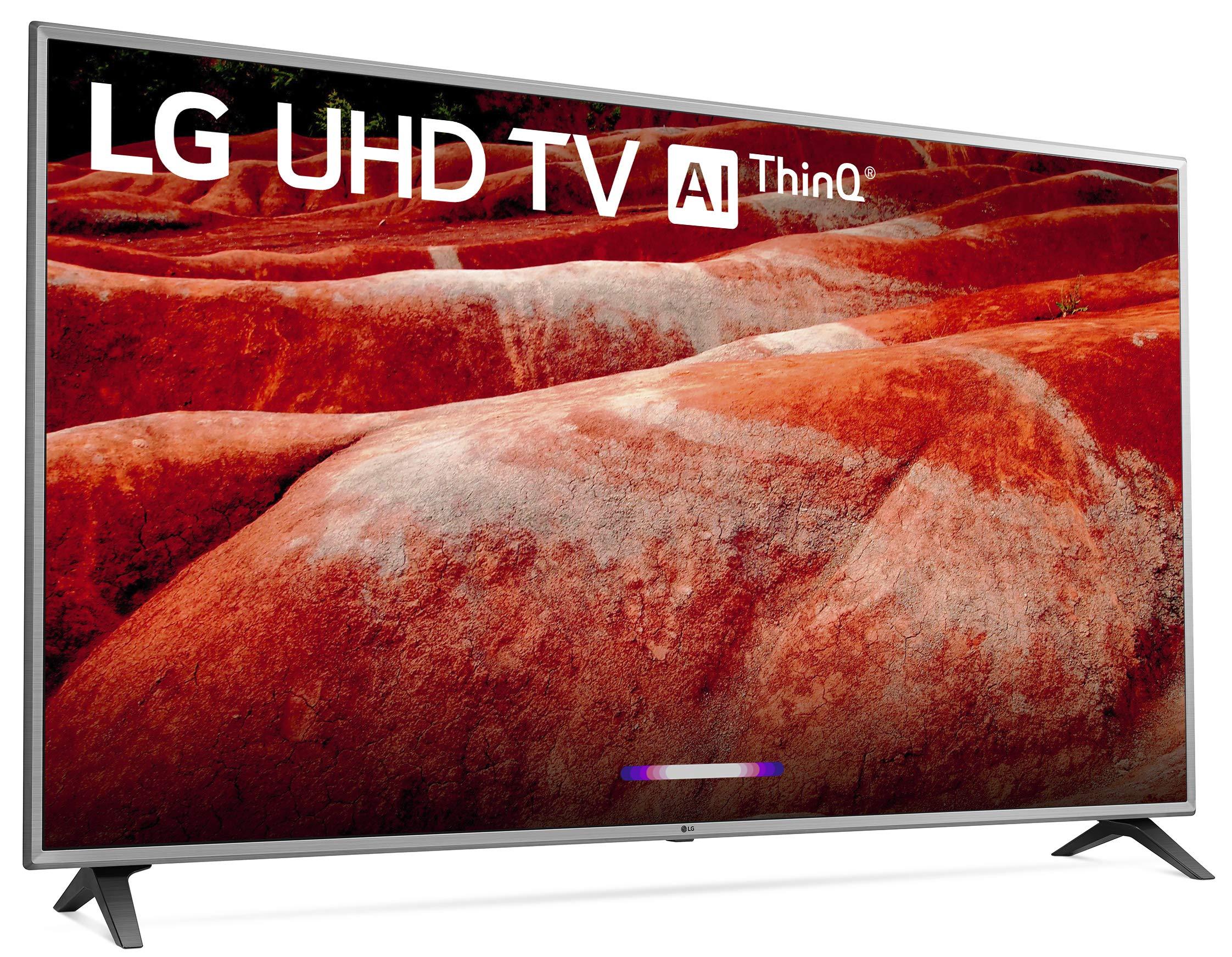 "LG 75UM7570PUD Alexa Built-in 75"" 4K Ultra HD Smart LED TV (2019) 3"