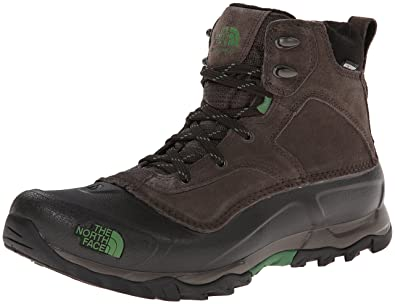 Amazon.com | NORTHFACE Men's Snowfuse Leather Boots | Hiking Boots