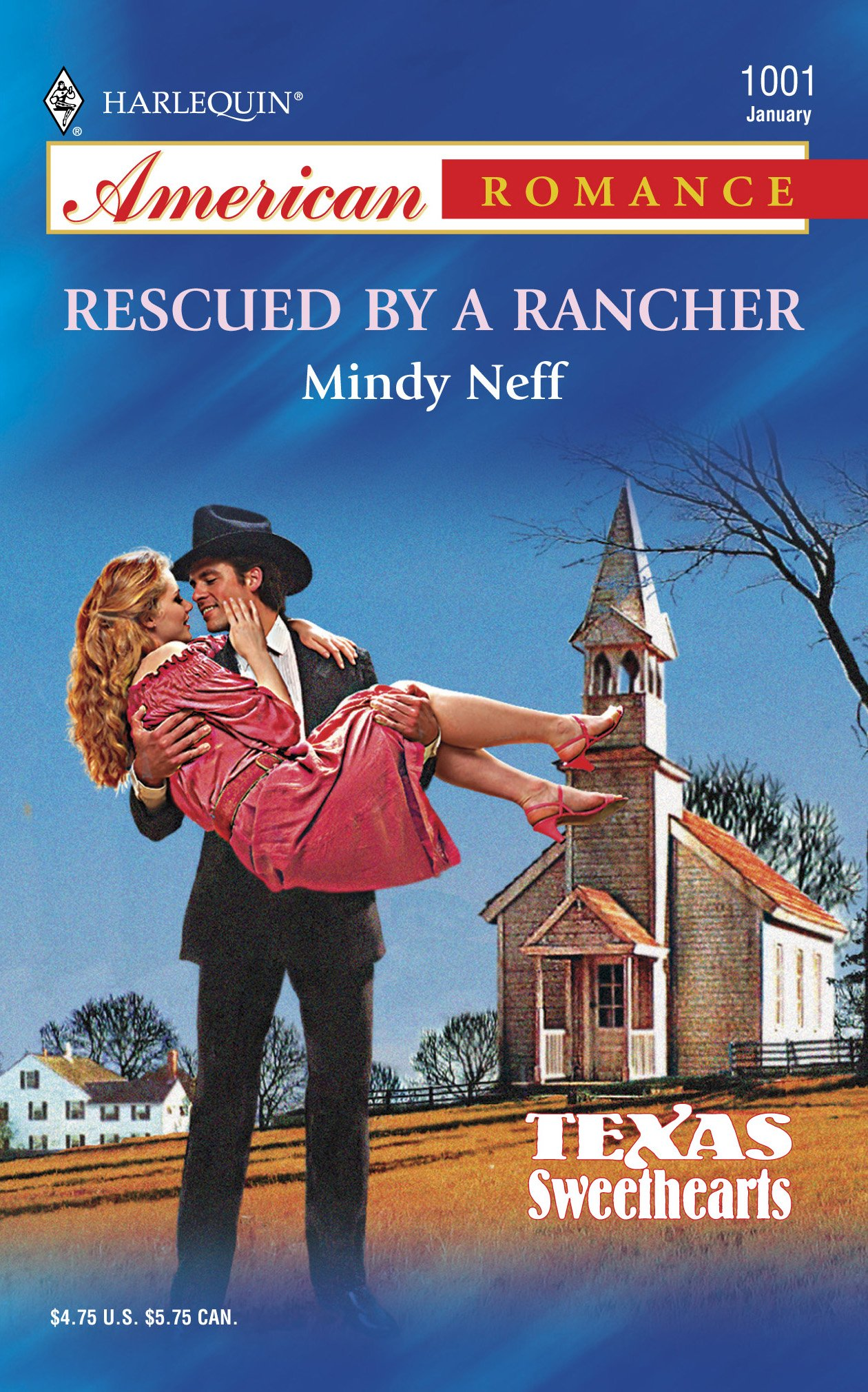 Read Online Rescued by a Rancher: Texas Sweethearts (Harlequin American Romance Series) PDF