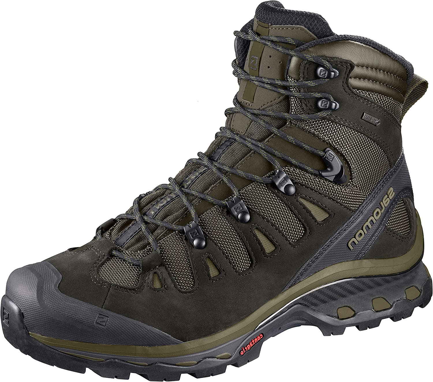 Taccuino ufficiale autore  Amazon.com | Salomon Men's Quest 4d 3 GTX Backpacking | Backpacking Boots
