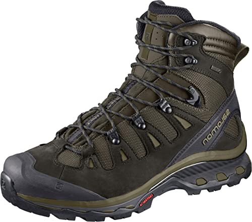 The Salomon Men's Quest Backpacking Boot