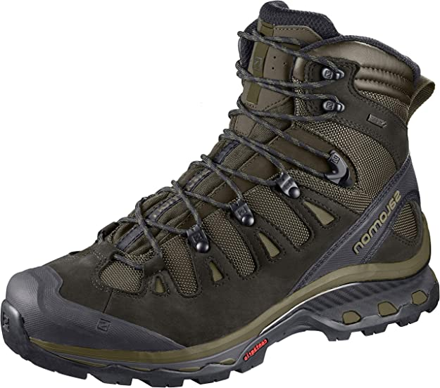 Salmon Men's Quest 4D 3 GTX backpacking boot