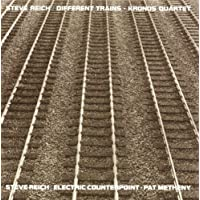 Reich: Different Trains / Electric Counterpoint