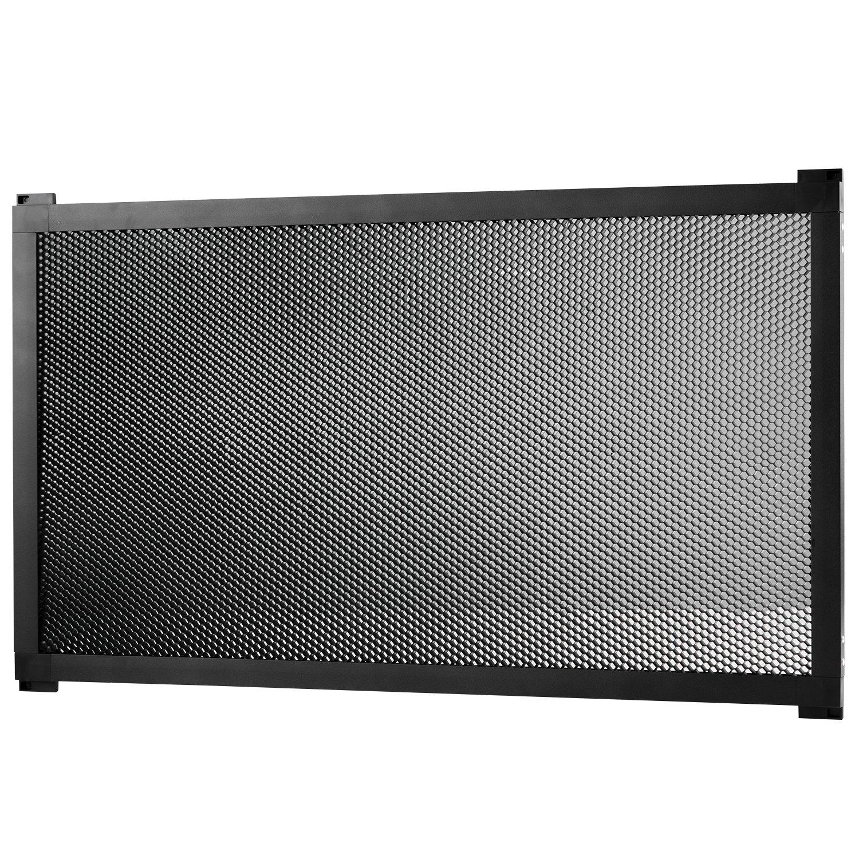 Ikan LEC20 Honeycomb for 1 x 2 Studio Soft Light, Black