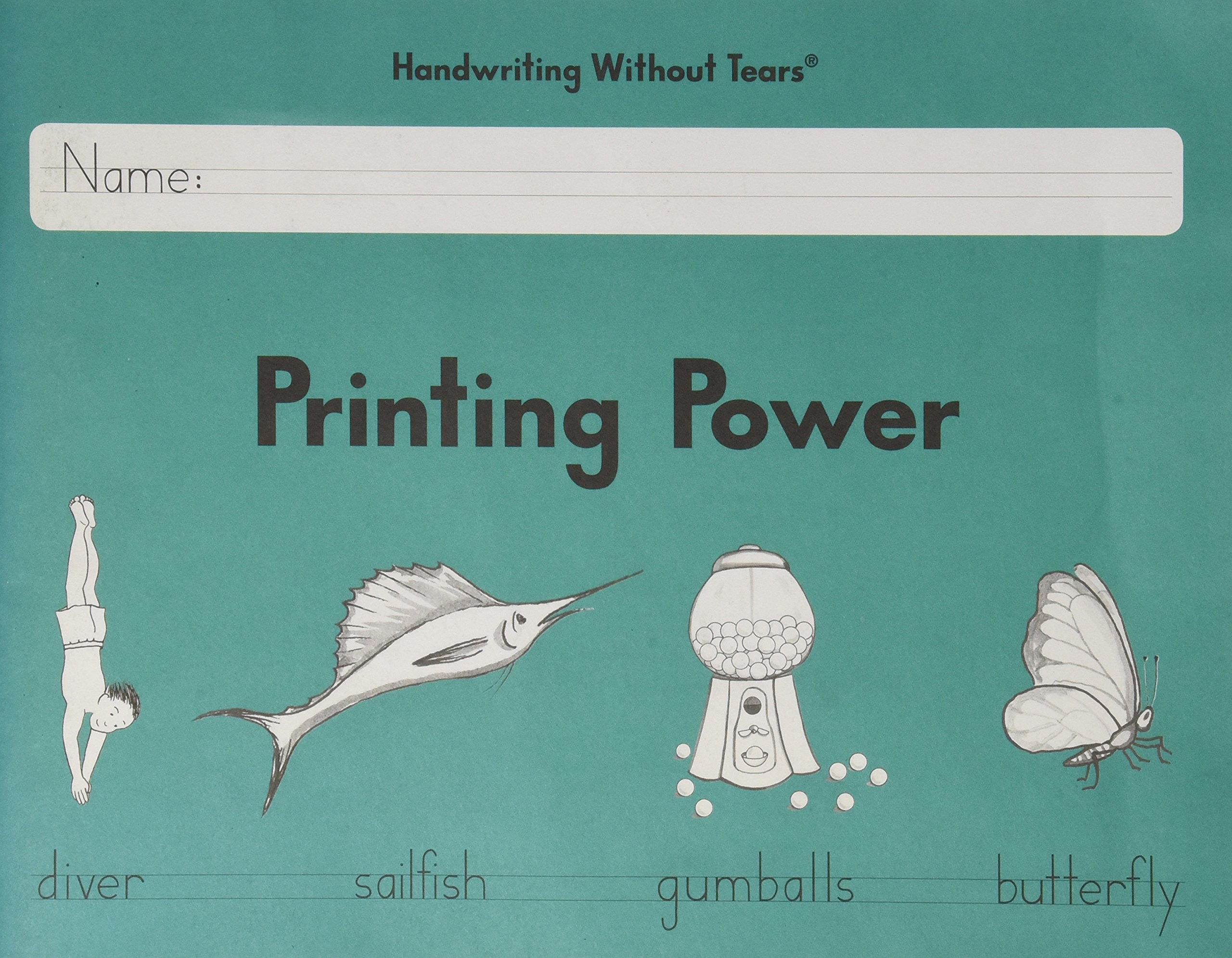 Handwriting Without Tears Printing Power product image