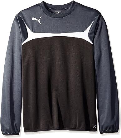 black and white puma sweatshirt