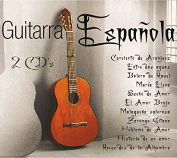 Guitarra Española 2cd: Guitarra Española: Amazon.es: Música