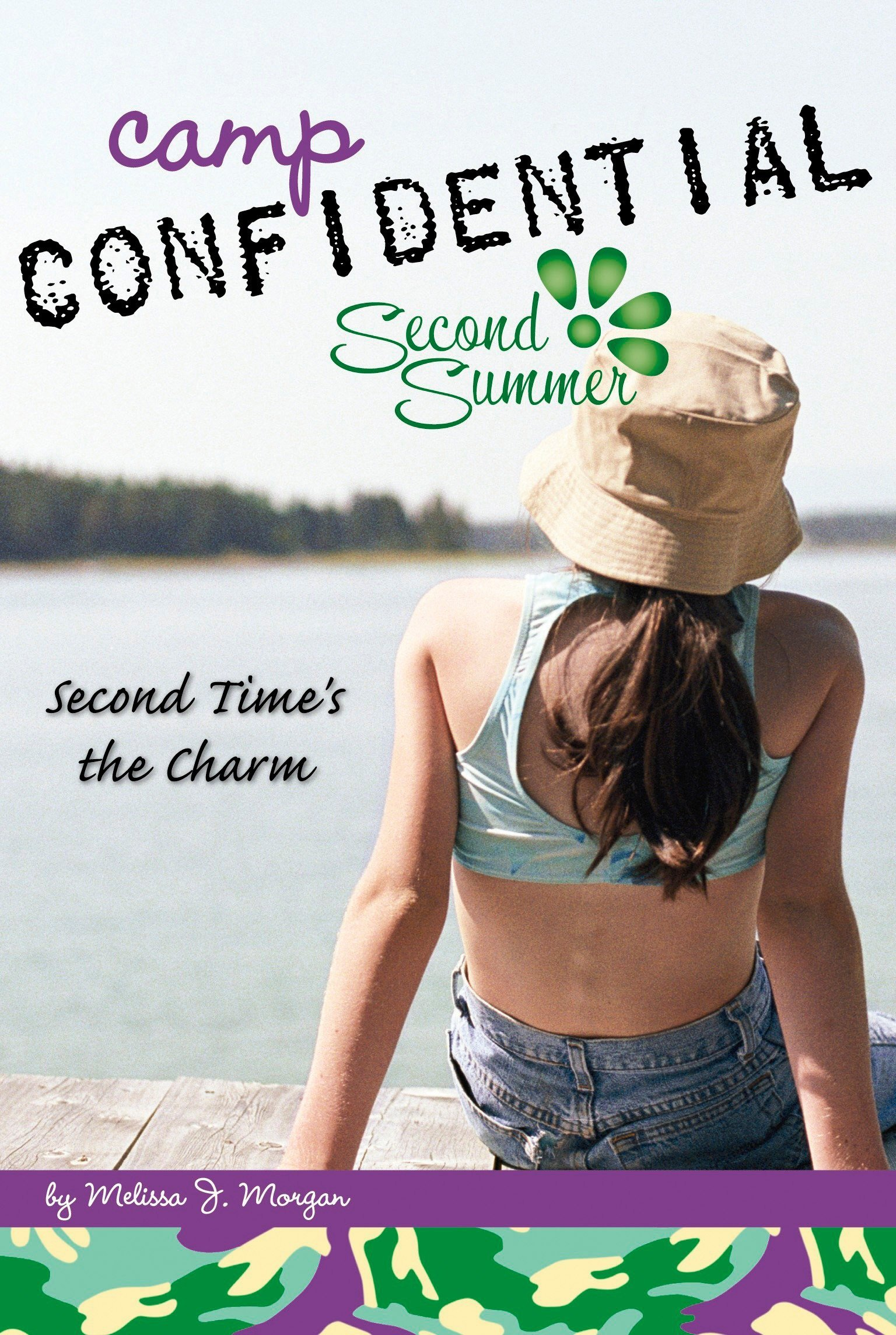 Second Time's the Charm #7 (Camp Confidential) ebook