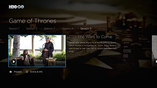 Satiate your need to watch HBO wherever you are