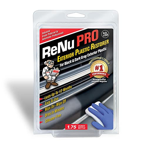 MEDS ReNu Pro (RPK175) Automotive Trim Restorer Kit