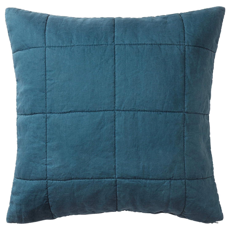 MBI - Funda de cojín (65 x 65 cm), Color Azul Oscuro: Amazon ...