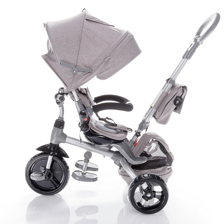 6 types of function Zopa Trike tricycle Citigo Almond Beige