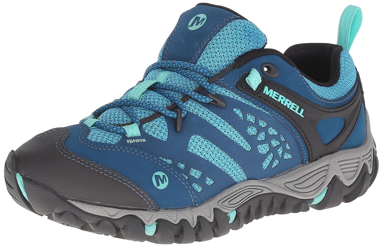 Merrell Women's All Out Blaze Vent Hiking Shoe B00YBEHM1Q 8.5 B(M) US|Turquoise/Aqua