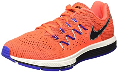 8b7970c86bac Nike Men's Air Zoom Vomero 10 Total Crimson/Black/Sl/RCR Bl Running