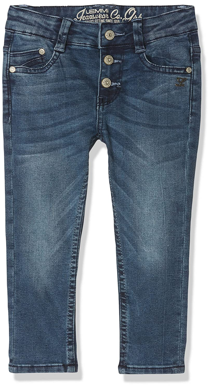 Lemmi Hose Girls Skinny Mid, Jeans Bambina 1880141033