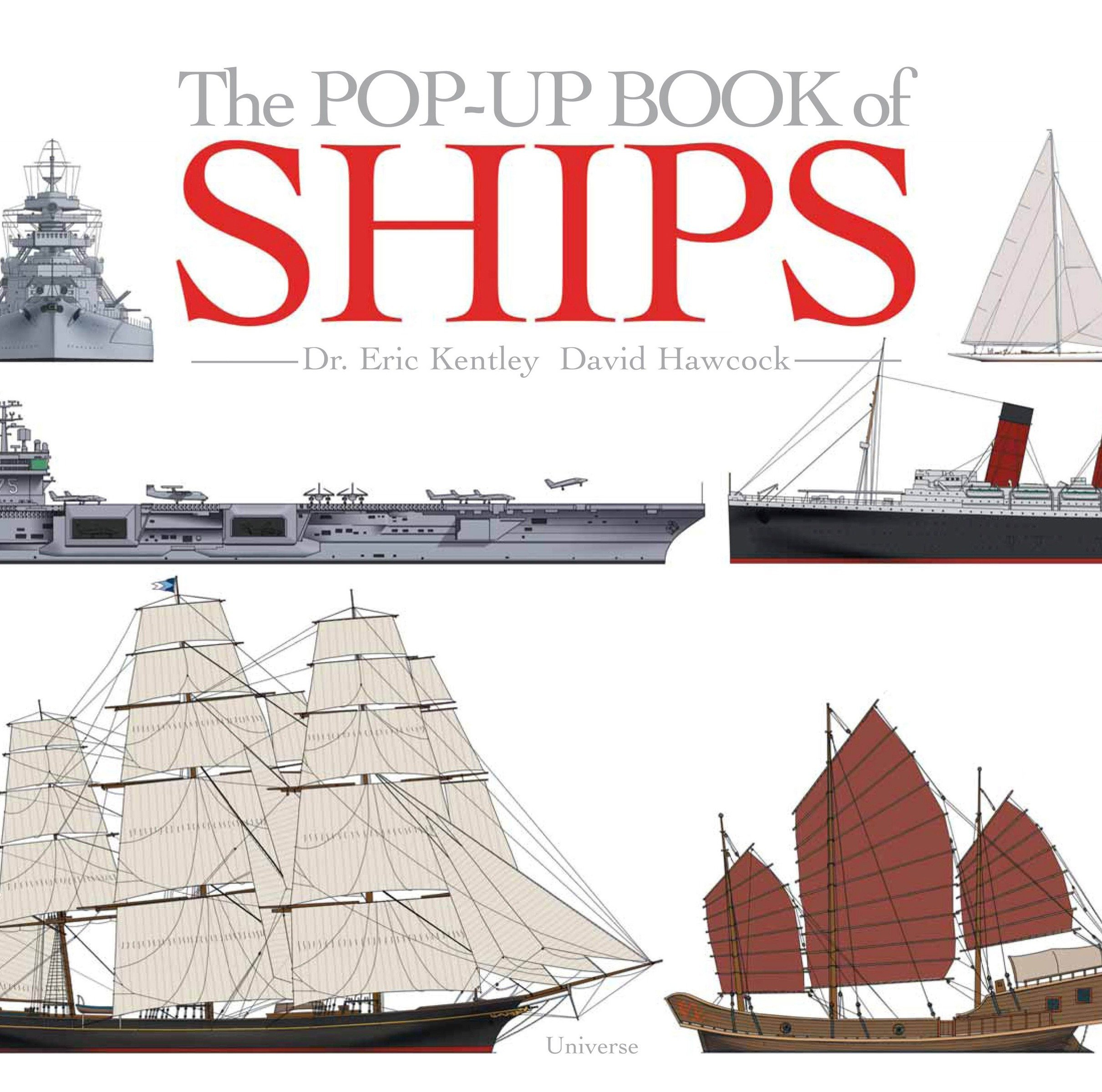 Download The Pop-up Book of Ships pdf epub