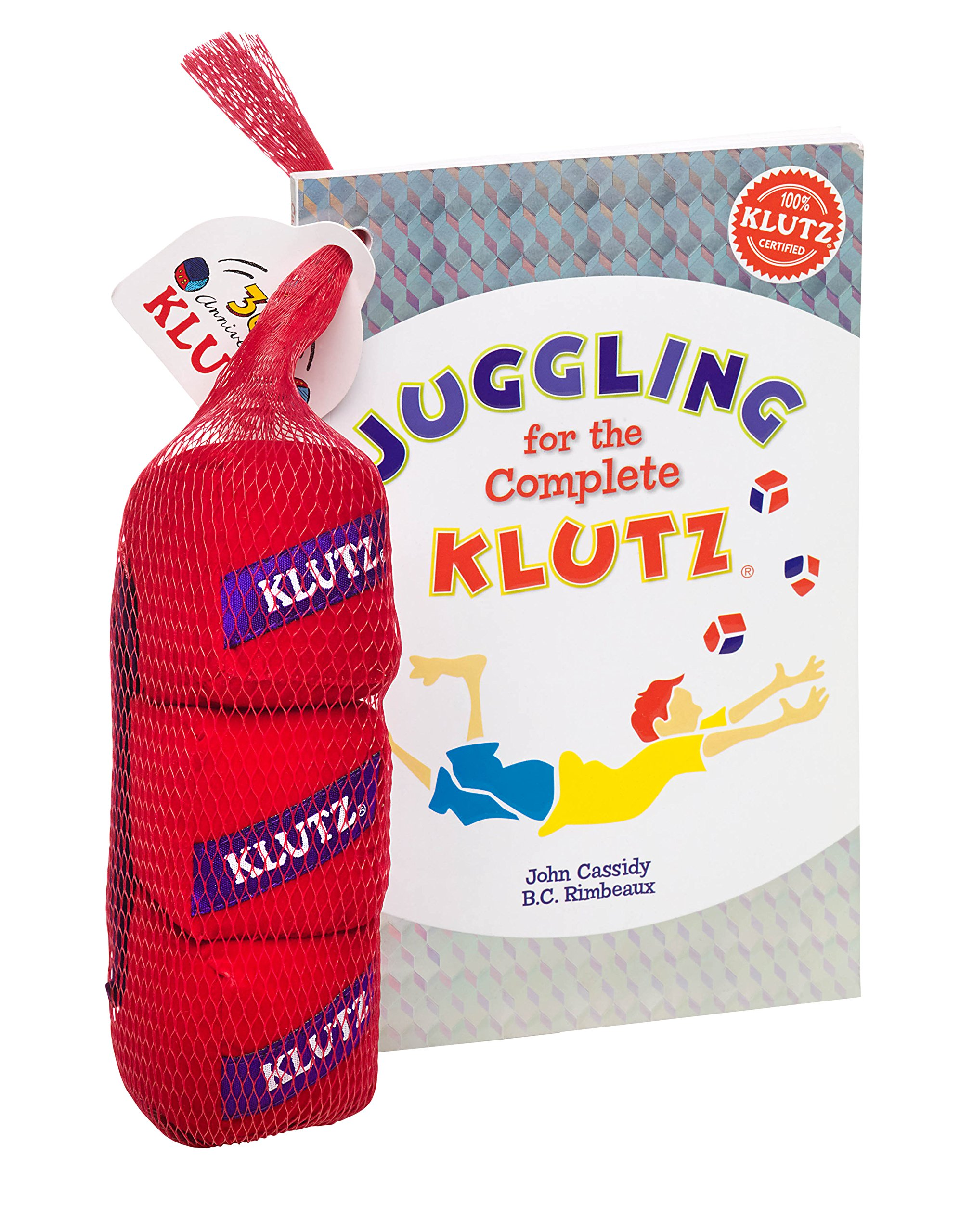 Juggling for the Complete Klutz by Klutz