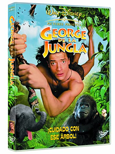 Amazon.com: George De La Jungla (Import Movie) (European Format - Zone 2) (2001) Brendan Fraser; Thomas Haden Church; L: Movies & TV