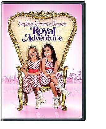 Amazon Sophia Grace Rosies Royal Adventure Erik Patterson