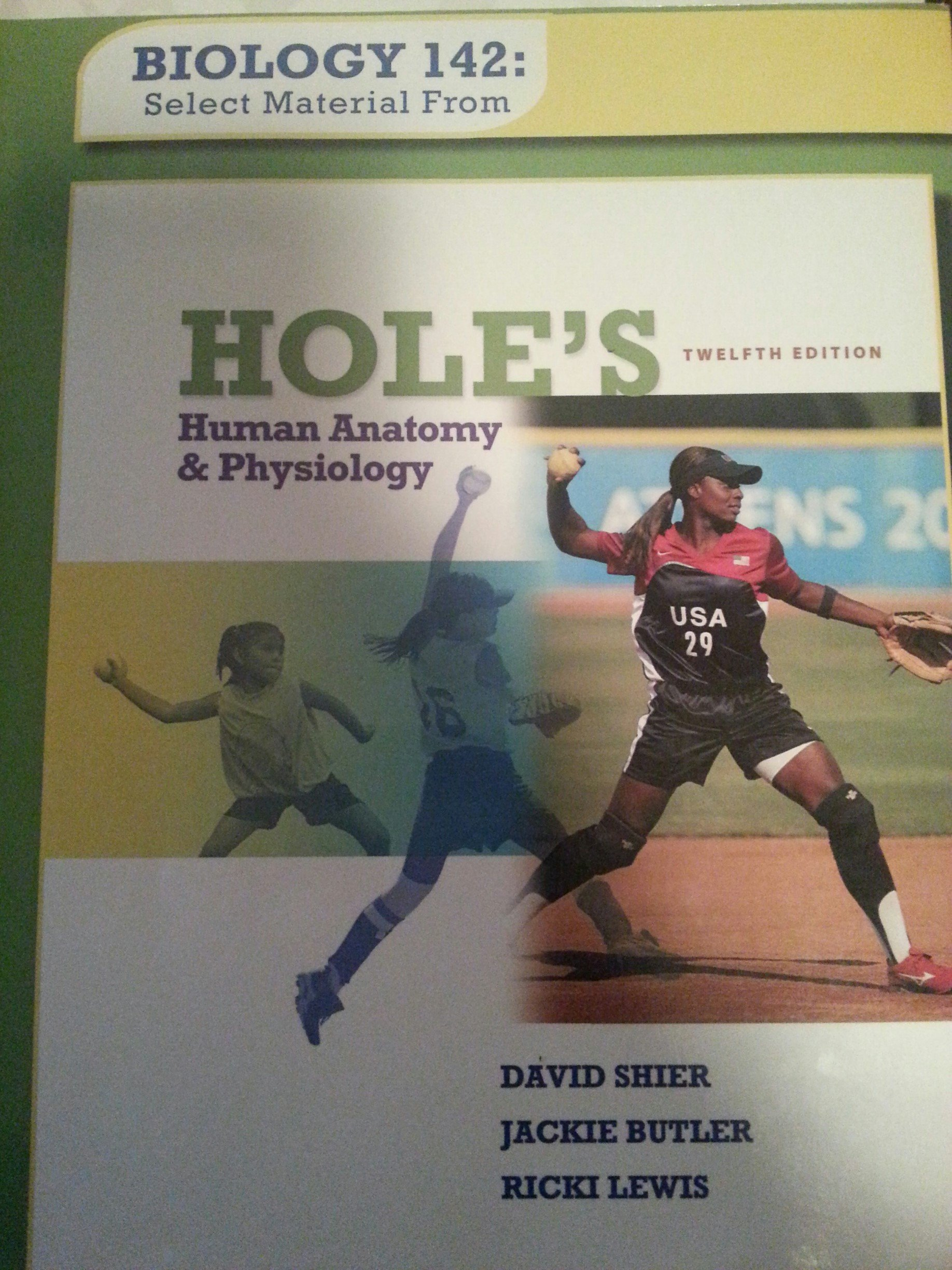 Fancy Shier Butler And Lewis Holes Human Anatomy And Physiology ...
