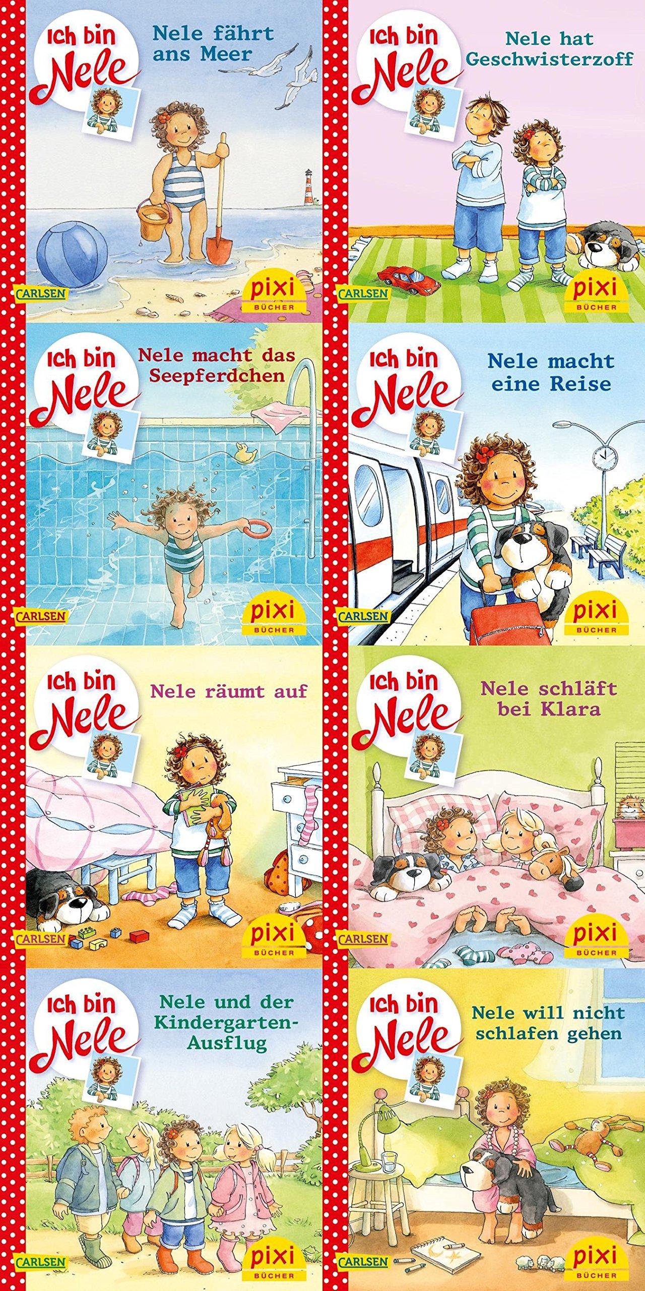 Pixi-8er-Set 248: Ich bin Nele (8x1 Exemplar)