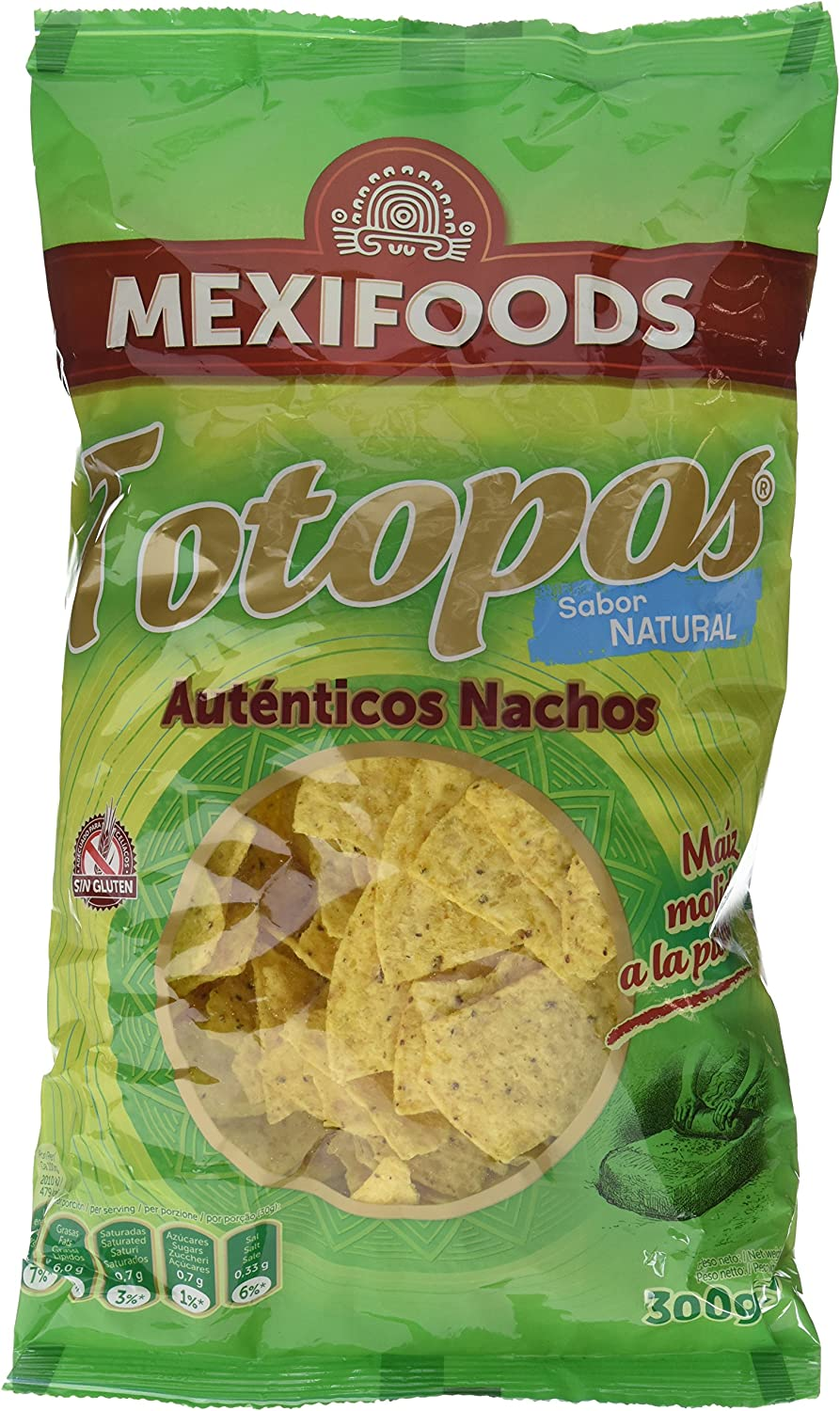 Tototpos Mexifoods