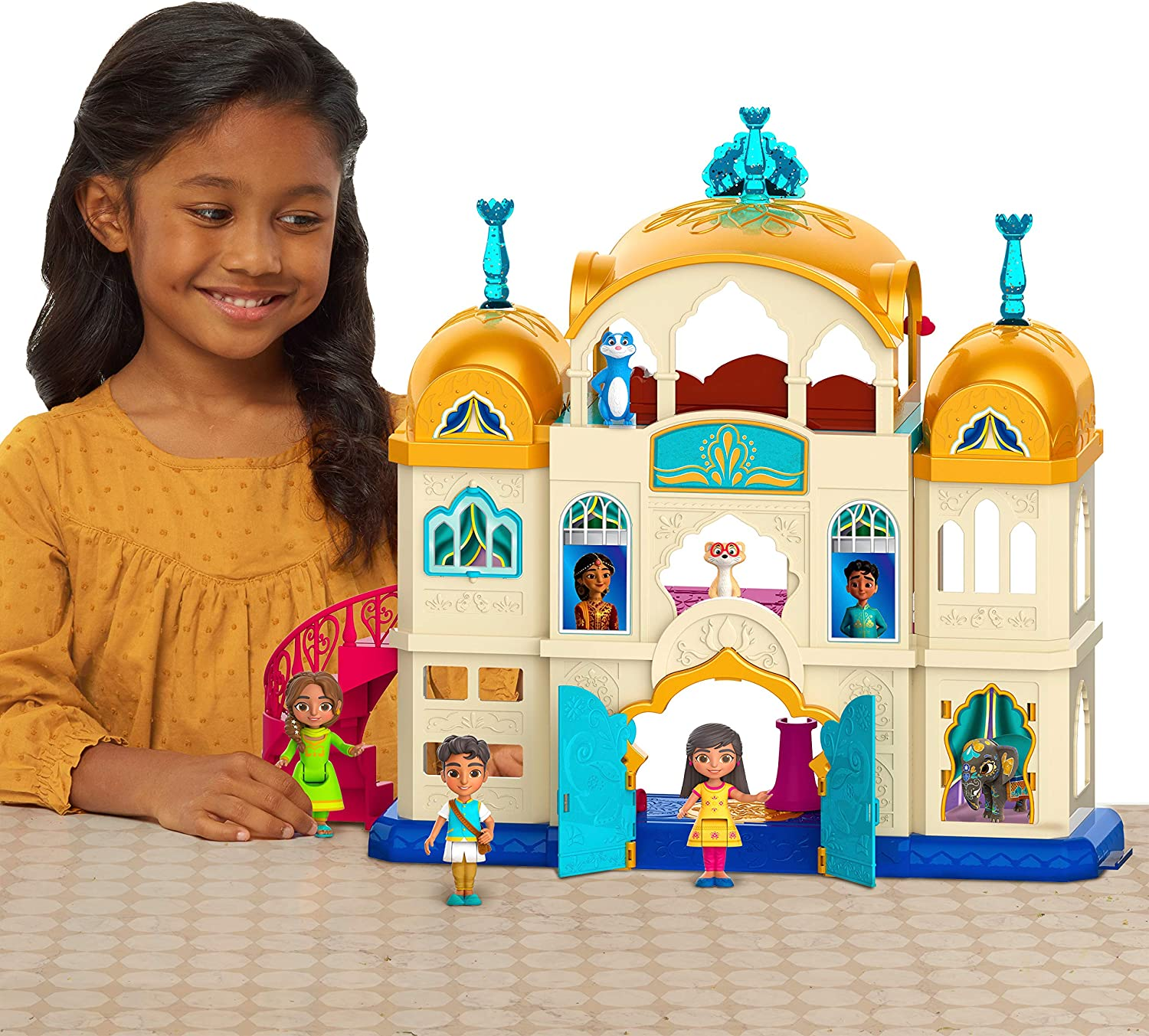 Disney Junior Royal Adventures Palace Playset Ages 3 Brand New 2020 Toy Gift