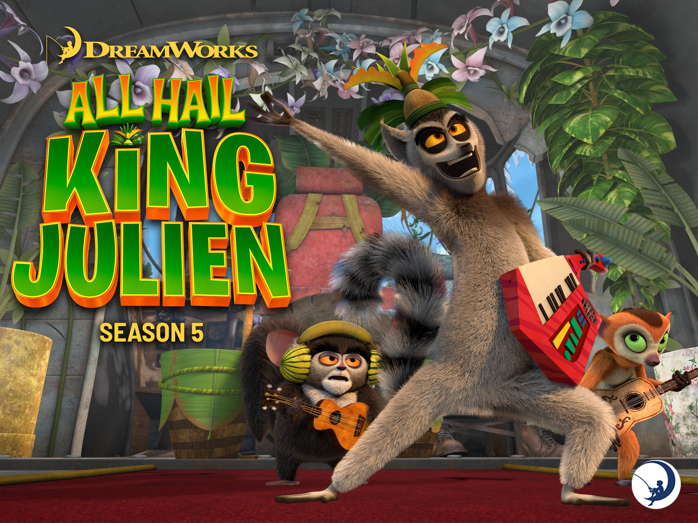 all hail king julien imdb