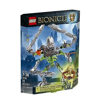 LEGO Bionicle 70792 Skull Slicer Building Kit: Toys & Games