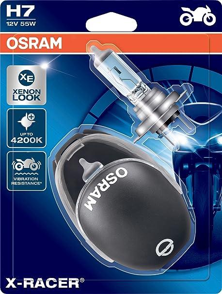 Osram 64210XRBLI2 Bombillas H7, ampolla doble