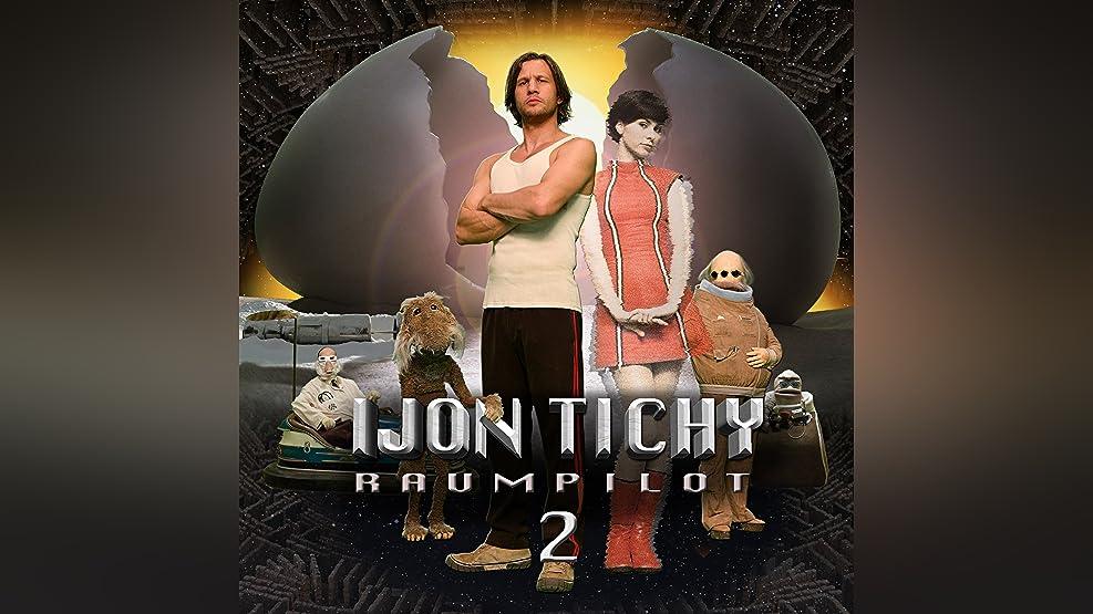 Ijon Tichy Raumpilot - Staffel 2